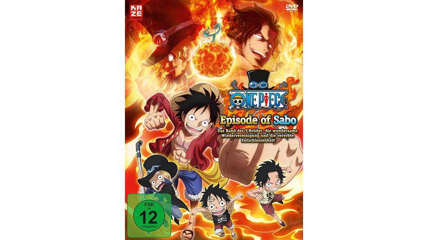 One Piece TV Special 6 EPISODE OF SABO Episode 687 verbunden