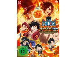 One Piece TV Special 6 EPISODE OF SABO Episode 687 verbunden