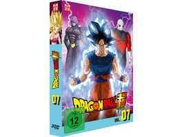 Dragon Ball Super DVD Box Vol 7 Episoden 96 112 3 DVDs