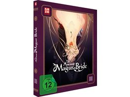 Ancient Magus Bride DVD Vol 3