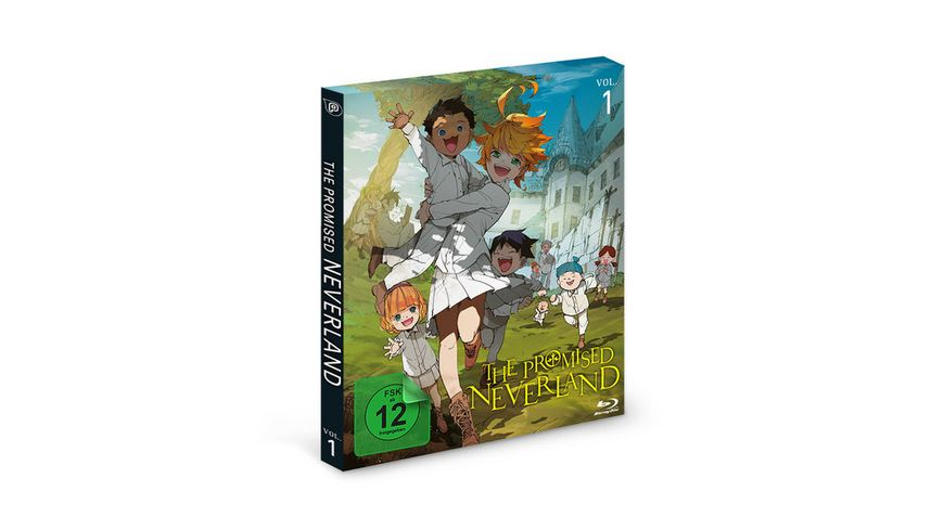 The Promised Neverland Vol 1 Ep 1 6
