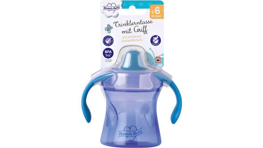 Beauty Baby Trinklernbecher mit Griff 220 ml