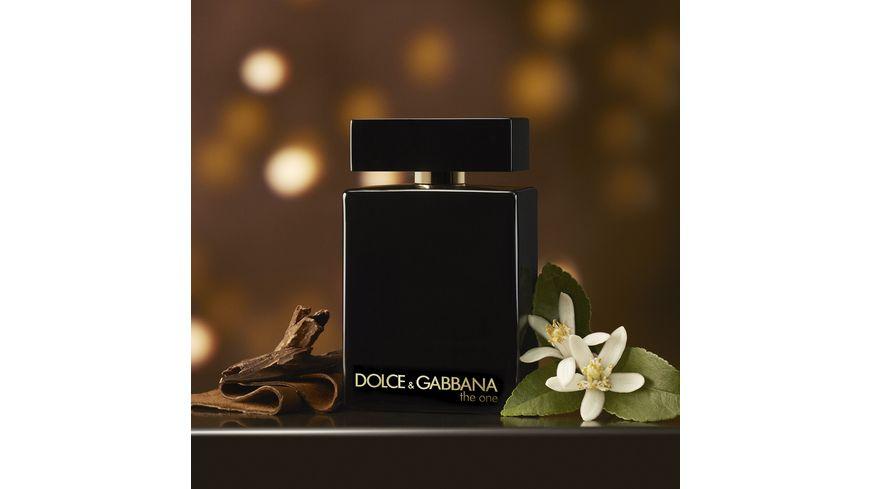 DOLCE GABBANA THE ONE FOR MEN Eau de Parfum Intense