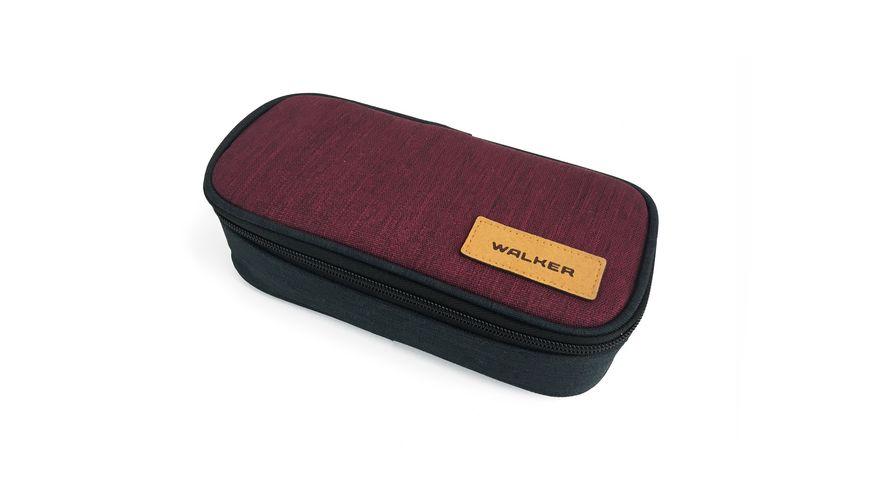 WALKER Pencil Box Cooper Red