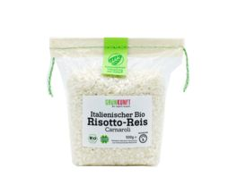 GRUeNKUNFT Bio Risotto Reis Carnaroli
