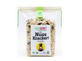 GRUeNKUNFT Bio Nuss Knacker