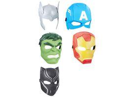 Hasbro Marvel Avengers Avengers Maske