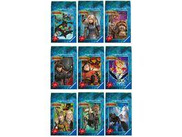 Ravensburger Puzzle Dragons Mini 54 Teile 1 Stueck sortiert