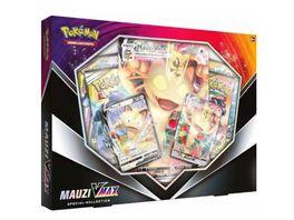 Pokemon Sammelkartenspiel Mauzi VMAX Spezial Kollektion