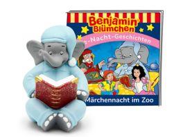tonies Hoerfigur fuer die Toniebox Benjamin Bluemchen Die Maerchennacht im Zoo