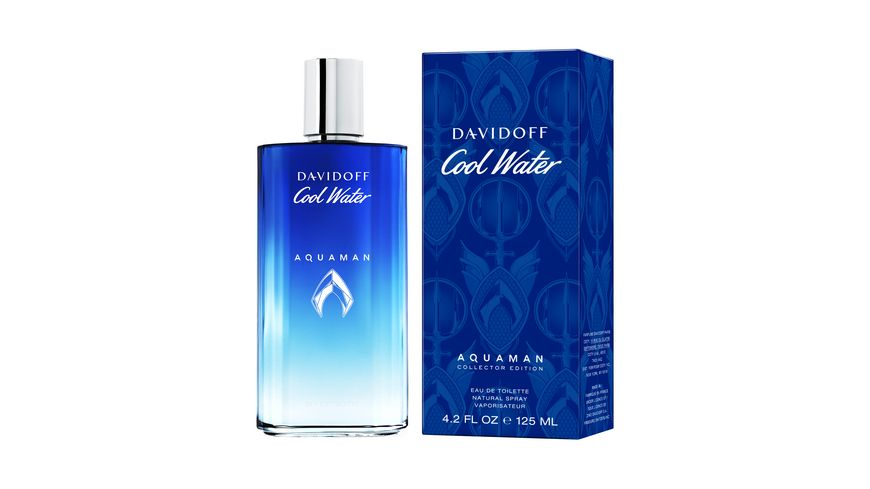 DAVIDOFF Cool Water Man Aquaman Eau de Toilette