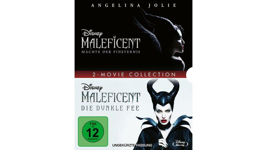 Maleficent Die dunkle Fee Maechte der Finsternis 2 BRs