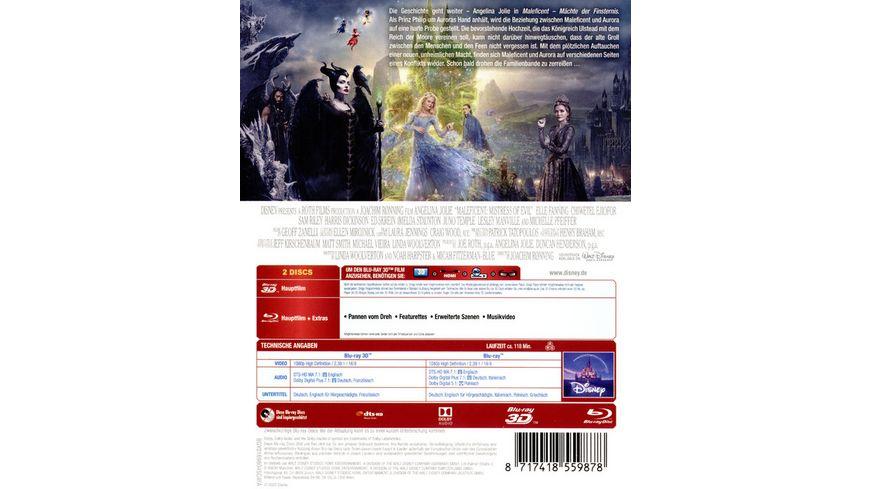 Maleficent Maechte der Finsternis Blu ray 2D