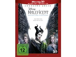 Maleficent Maechte der Finsternis Blu ray 2D