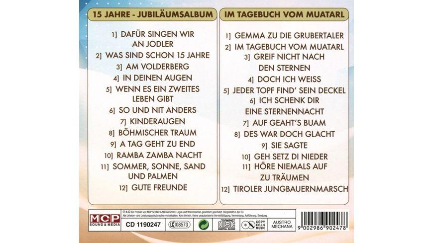 Originalalbum 2CD Kollektion