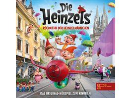 Die Heinzels Das Orginal Hoerspiel zum Kinofilm