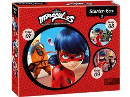 Miraculous Starter Box 3 Hoerspiele