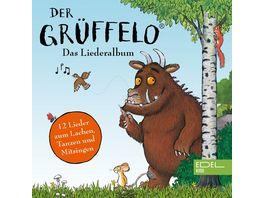 Der Grueffelo Liederalbum