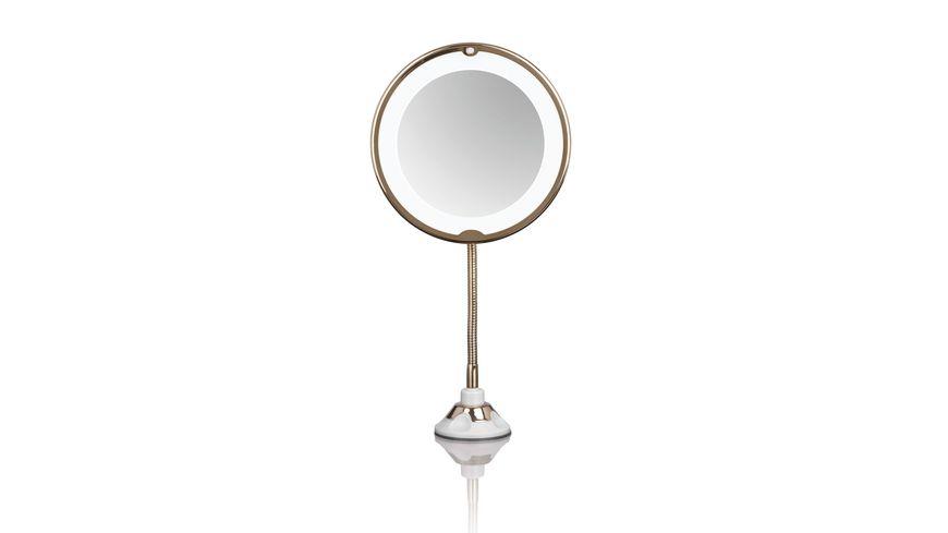 GNTM Make up Spiegel Perfektes Make up zu jeder Tageszeit