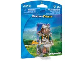 PLAYMOBIL 70236 Playmo Friends Wolfskrieger