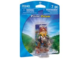 PLAYMOBIL 70240 Playmo Friends Zwergenkaempfer