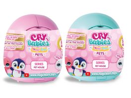 IMC Toys Cry Babies Magic Tears Pet House 1 Stueck sortiert