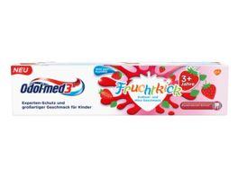 Odol med3 Fruchtkick 3 bis 5 Jahre 50ml