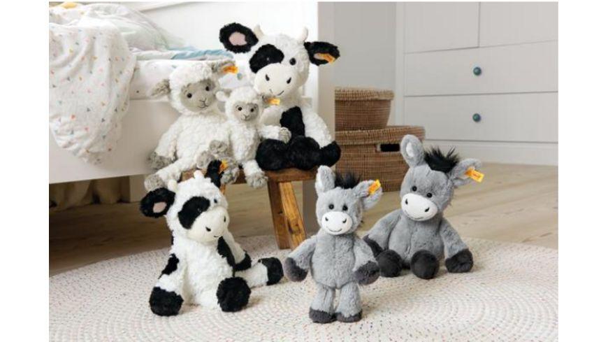 Steiff 073748 Soft Cuddly Friends Dinkie Esel 30 cm