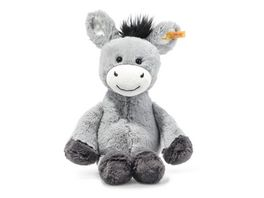 Steiff 073748 Soft Cuddly Friends Dinkie Esel 30 cm
