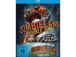 Zombieland Doppelt haelt besser SteelBook