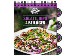 Ran an den Grill Salate Dips Beilagen