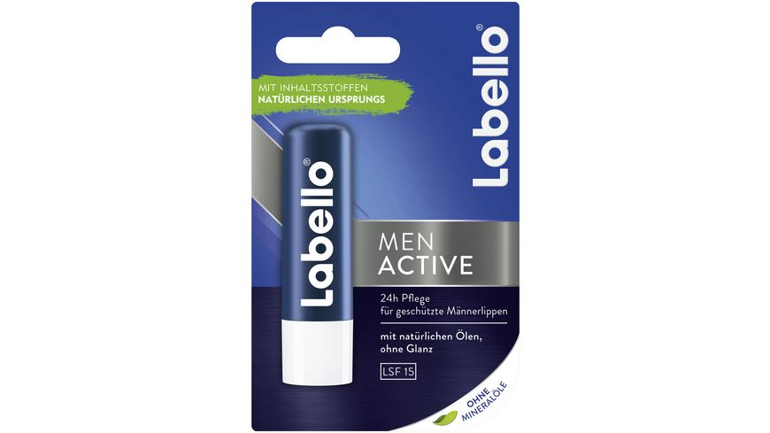 LABELLO Men Active