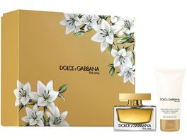 DOLCE GABBANA The One