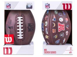 Wilson American Football NFL 32 Team MINI size