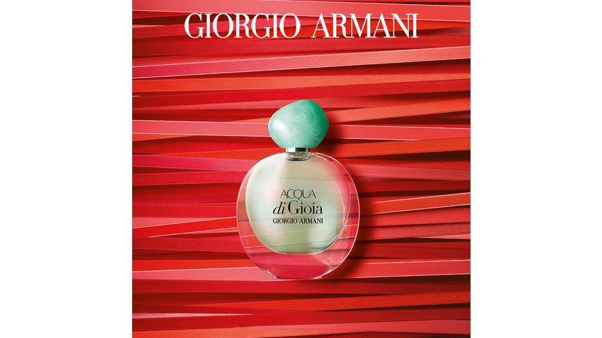 GIORGIO ARMANI Acqua di Gioia Eau de Parfum Geschenkset