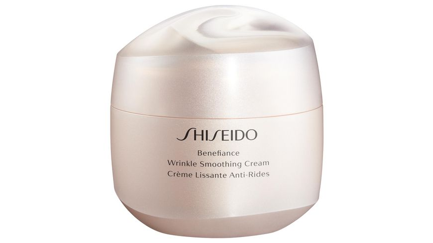 SHISEIDO Benefiance Wrinkle Smoothing Cream Sondergroesse