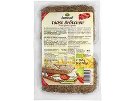 Alnatura Toast Broetchen