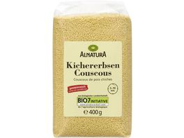 Alnatura Kichererbsen Couscous