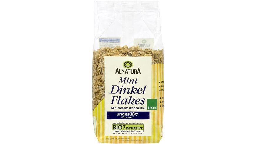 Alnatura Mini Dinkel Flakes ungesüßt 175G