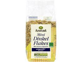 Alnatura Mini Dinkel Flakes ungesuesst