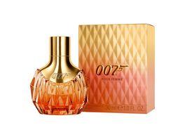 JAMES BOND 007 Pour Femme Eau De Parfum