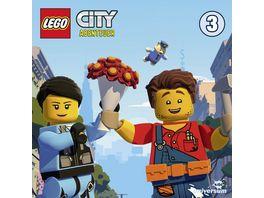 LEGO City TV Serie CD 3