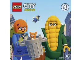 LEGO City TV Serie CD 4