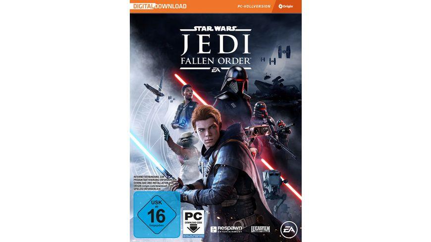 Star Wars Jedi Fallen Order Code in a Box