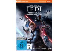 Star Wars Jedi Fallen Order Code in a Box