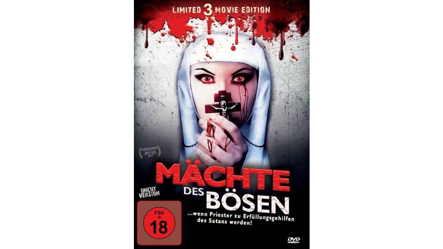 Mächte des Bösen (uncut) (3 DVDs)