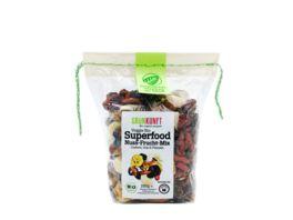 GRUeNKUNFT Bio Superfood Nuss Mischung