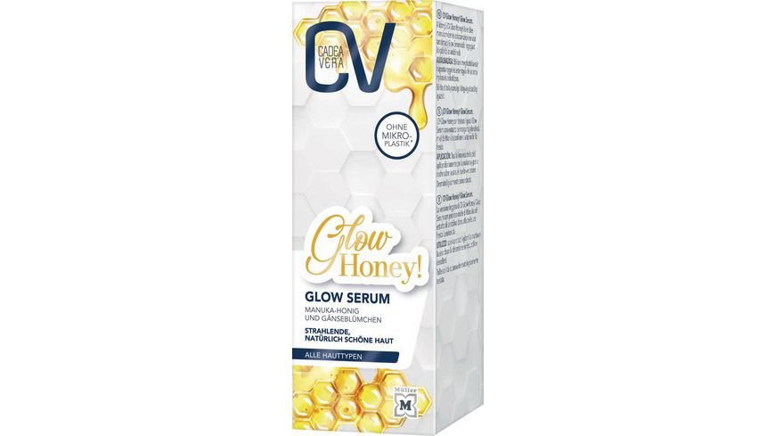 CV Glow Honey Glow Serum