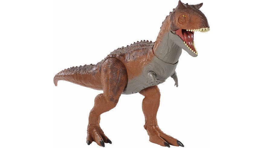 Mattel Jurassic World Herrschender Kampfaction Carnotaurus