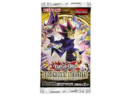Yu Gi Oh Sammelkartenspiel Legendary Duelists Magical Hero Booster